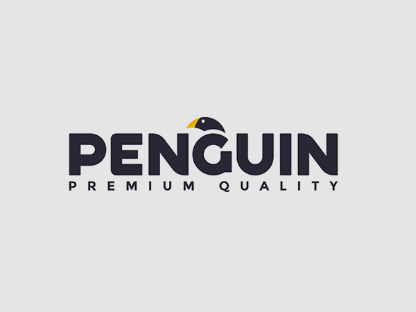 Penguin Logo by Tom Caiani