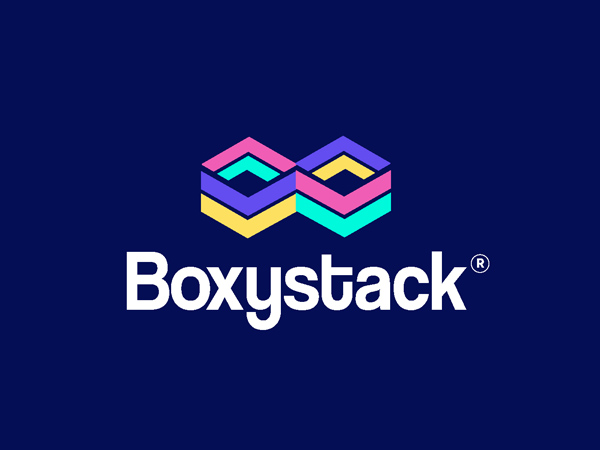 Boxystack Logo by Sumesh