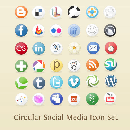 social bookmark 13 25 Social Bookmarking Icon Sets for Desingers and Bloggers
