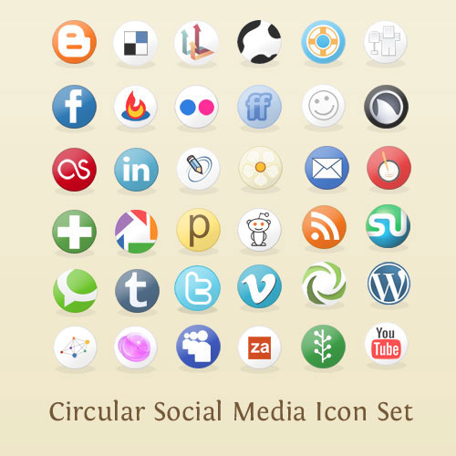 social bookmark 25 25 Social Bookmarking Icon Sets for Desingers and Bloggers