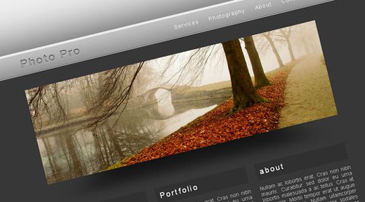 Csstemplates65 in 50 Free CSS/(X)HTML Templates