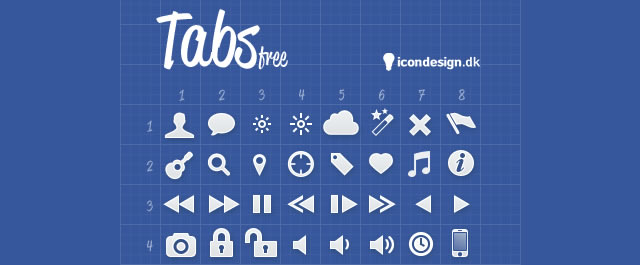 Tabs - Interface Icons
