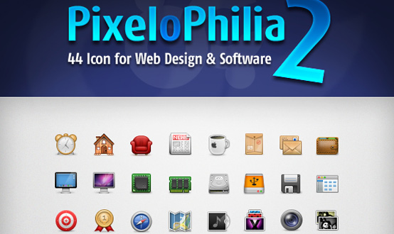 Web Design and Software Icons Set
