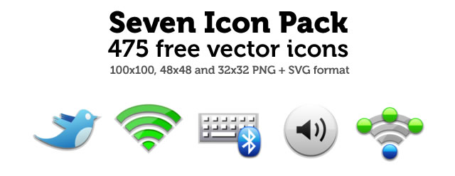High Quality Icons For Designers