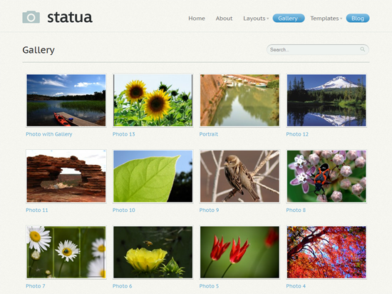 115 40 Beautiful Gallery Wordpress Themes to Insprite You