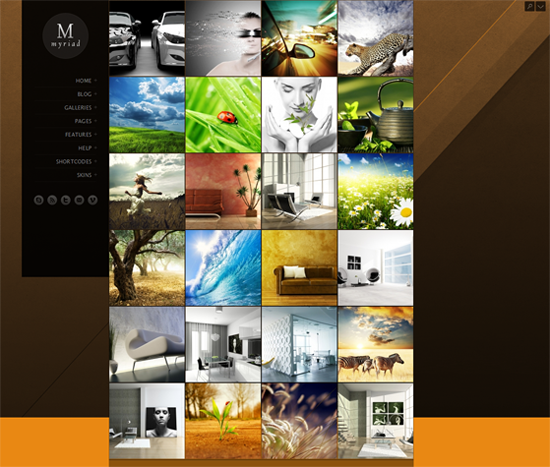 118 40 Beautiful Gallery Wordpress Themes to Insprite You